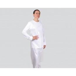 Фартук одноразовый полиэтиленовый белый MED COMFORT 05020-W