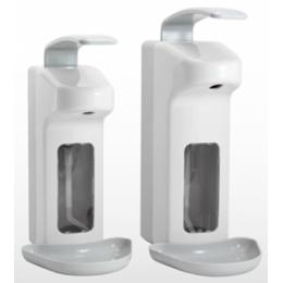 Дозатор настенный пластиковый для мыла AMPri 09990-1000