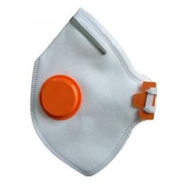 Полумаска респиратор Спектр 2К FFP2D (с клапаном выдоха)