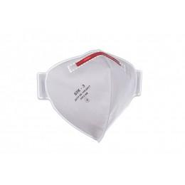 Полумаска фильтрующая (респиратор) FFP3 БУК – 3 (без клапана)