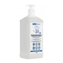 Антисептик раствор для дезинфекции рук Touch Protect 467816, 1 л.