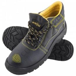 Ботинки черные BRYES-T-SB BY