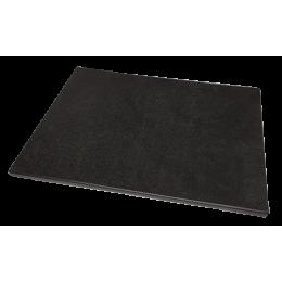 Доска полиэтиленовая разделочная Euroceppi 500х300х10 мм черная
