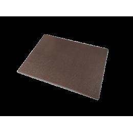 Доска полиэтиленовая разделочная Euroceppi 400х300х10 мм коричневаяя