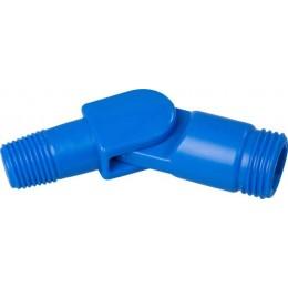 Угловое соединение FBK 47200 синее