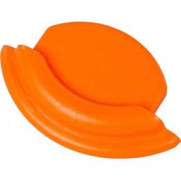 Заглушка для алюминиевого рельса FBK 80005 оранжевая