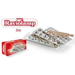 Набор штампов для равиоли Raviolamp Tris 3шт
