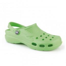 Кроксы Lemigo Lemigoose 884 EVA цвет зеленый