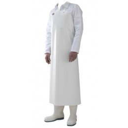 Фартук полиуретановый Manulatex Delta белый