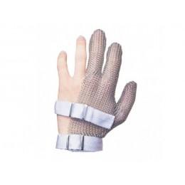 Кольчужная 3-палая перчатка Niroflex FM  размер XL