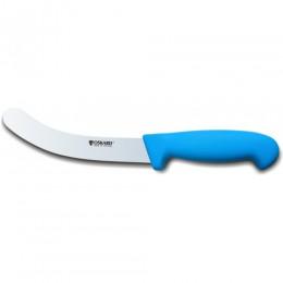 Нож разделочный Oskard NK015  175мм синий