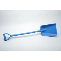 Лопата пищевая FBK 14103 270х340х1120 мм синяя