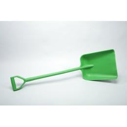 Лопата пищевая FBK 14104 330х380х1120 мм зеленая