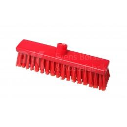 Метла подметальная FBK 15003 280х50 мм красная