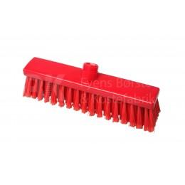 Щетка подметальная FBK 15005 280х50 мм красная с посеченой щетиной
