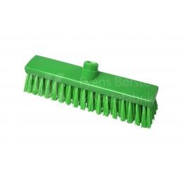 Щетка подметальная FBK 15005 280х50 мм зеленая с посеченой щетиной