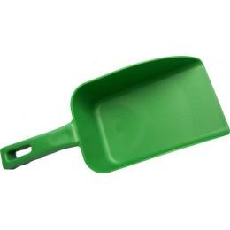 Совок FBK 15105 110х150х265 мм зеленый