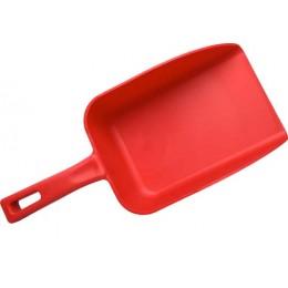 Совок FBK 15106 136х185х310 мм красный