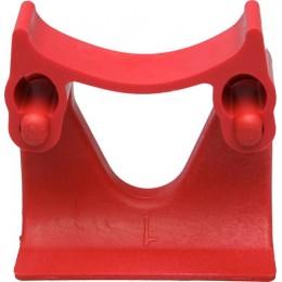 Держатель для щеток FBK 15150 красный 22-32 мм