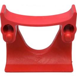 Держатель для щеток FBK 15151 красный 28-38 мм