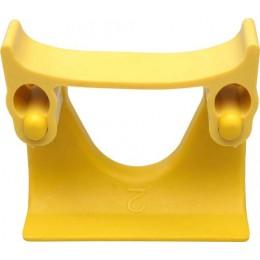 Держатель для щеток FBK 15151 желтый 28-38 мм