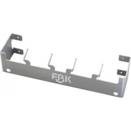 Настенная система держателей FBK 15160 нержавеющая сталь 415 мм