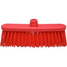 Метла подметальная FBK 44157 280х48 мм красная