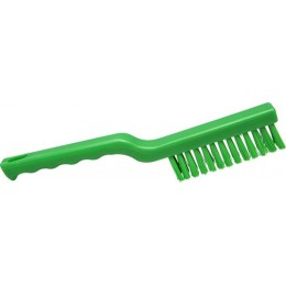 Щетка с рукояткой FBK 50154 275х75 мм зеленая