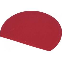 Скребок для теста гнущийся FBK 71916 красный