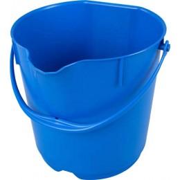 Ведро пищевое FBK 80101 синее 15л