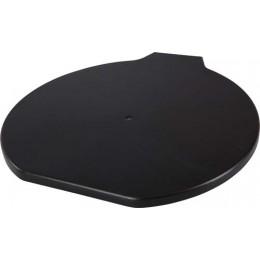 Крышка для ведра FBK 80112 черная