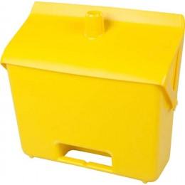 Совок FBK 80201 330х310 мм желтый