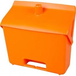 Совок FBK 80201 330х310 мм оранжевый