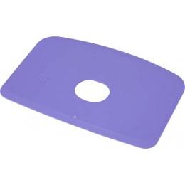 Скребок для теста с отверстием FBK 81910 фиолетовый