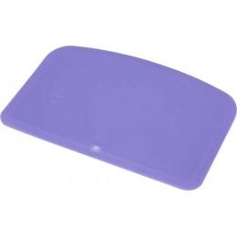 Скребок для теста гибкий FBK 81911 фиолетовый