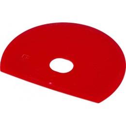 Скребок для теста гибкий FBK 81915 красный
