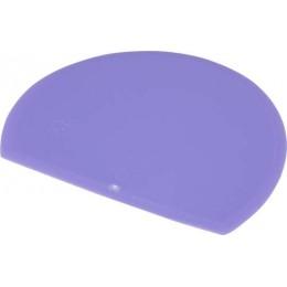 Скребок для теста гибкий FBK 81916 фиолетовый