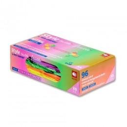 Перчатки нитриловые без пудры Ampri Tutti Frutti 01175-M